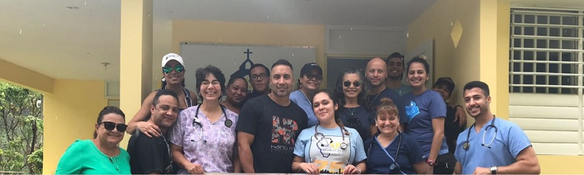 NAH Medical Mission to Puerto Rico 2017